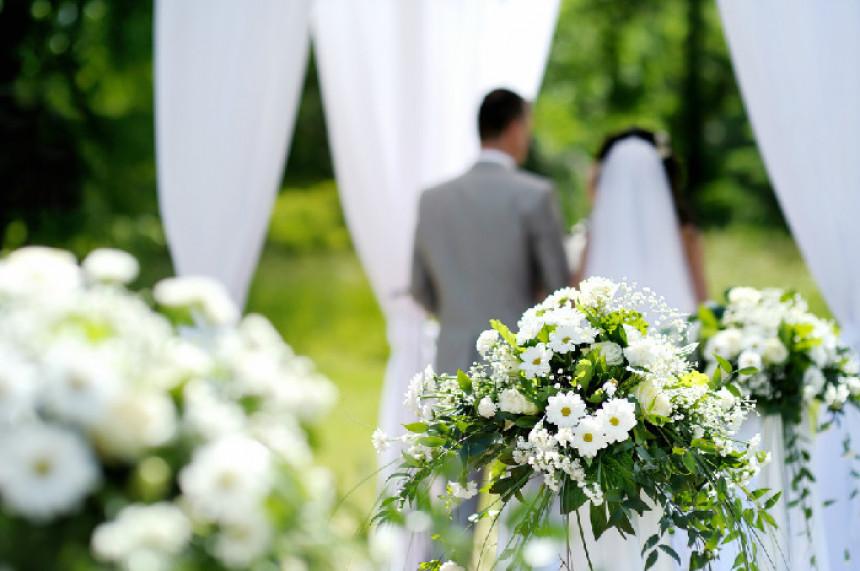 Nesvakidašnja svadba u Gornjem Milanovcu