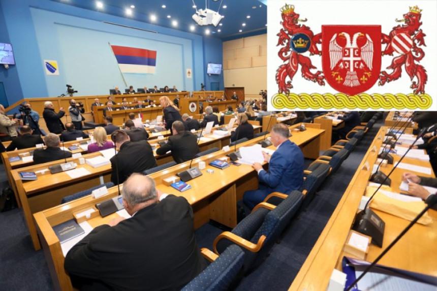 Grb Srpske na dnevnom redu