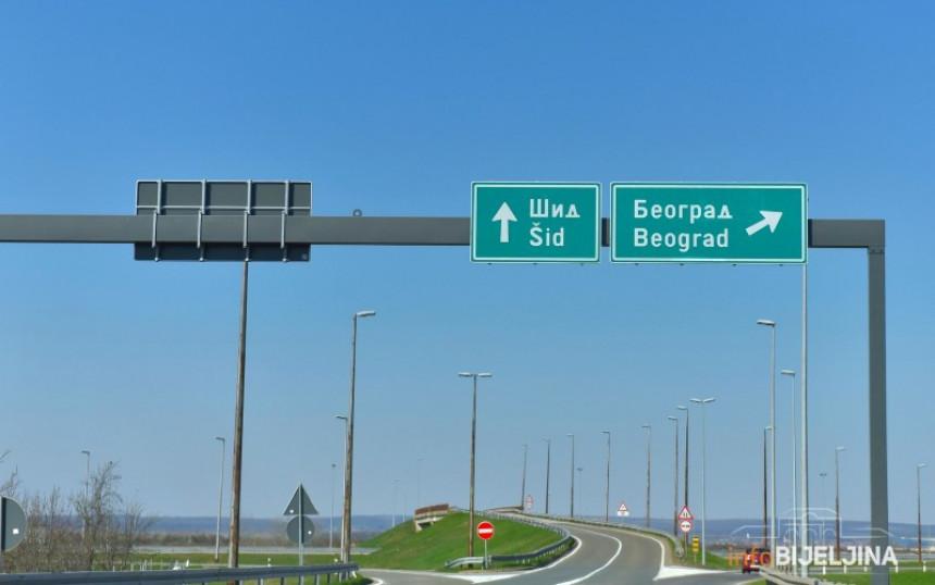 Nove cijene putarina u Srbiji