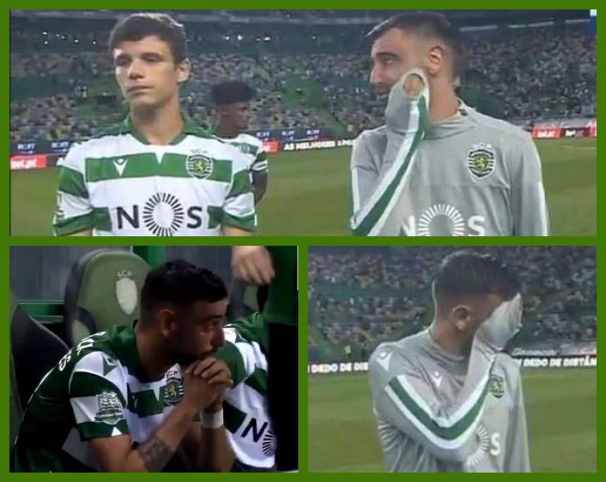 Video: Brunove suze kažu da je gotovo!