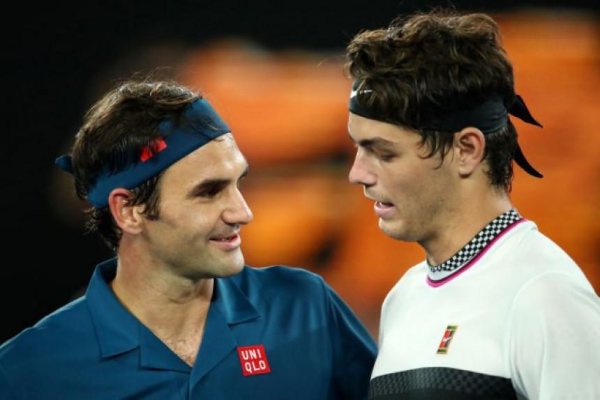 Amerikanac o Đokoviću i Federeru: Bilo je čudno!