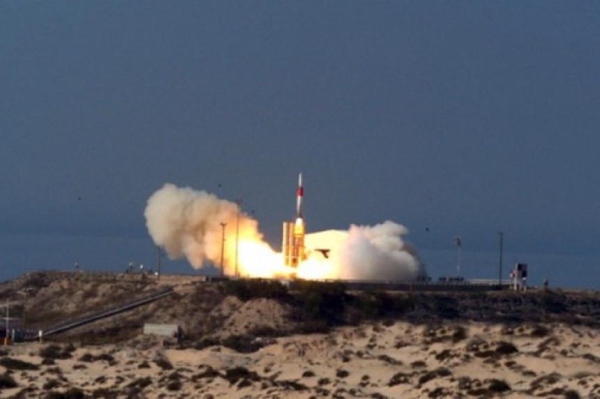Izrael testirao raketni sistem