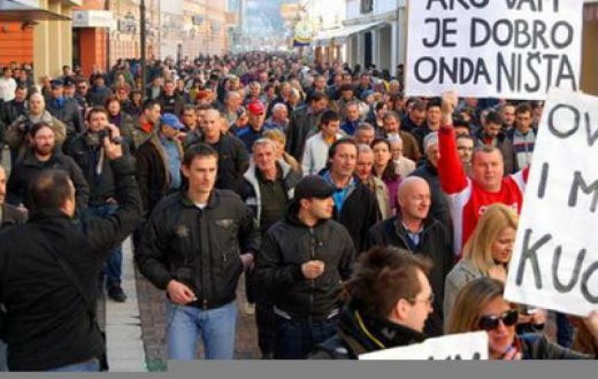 Studenti spremaju ulične proteste?