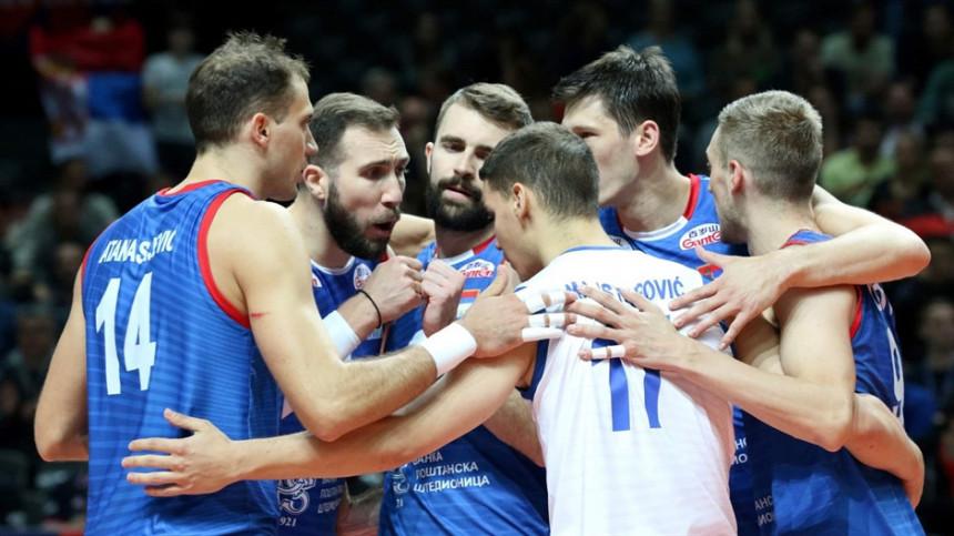 """ЗЛАТНИ """"ОРЛОВИ"""": Србија је шампион Европе!"""