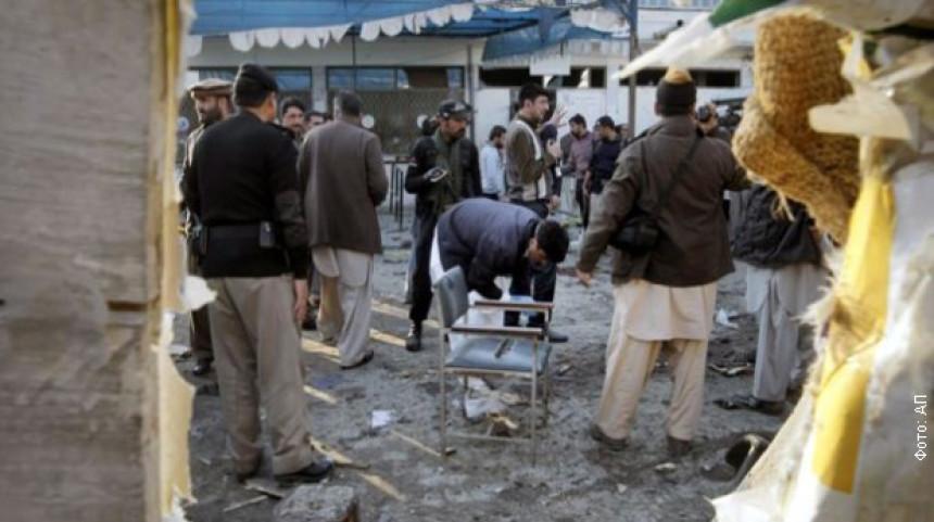 21 osoba poginula u bombaškom napadu