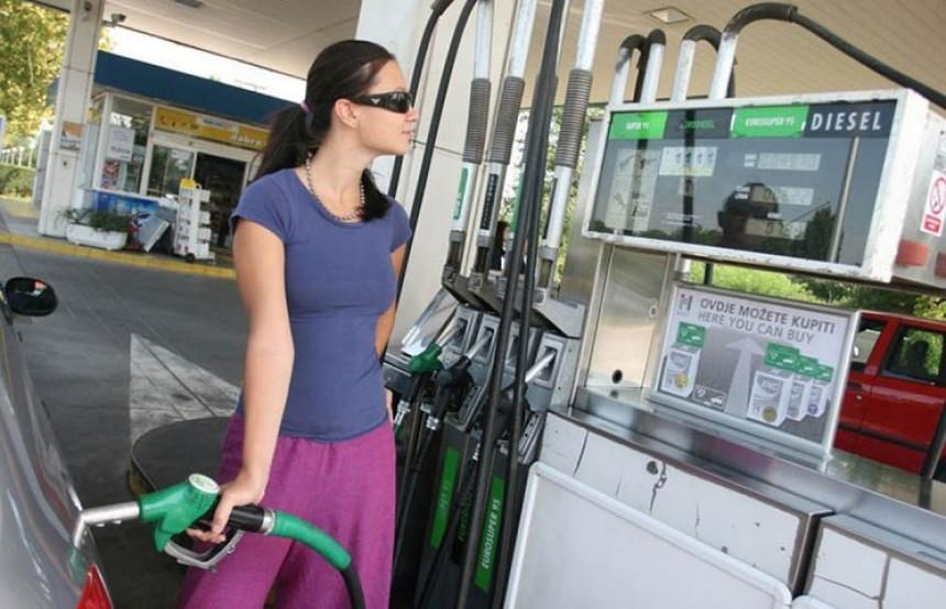 Natočite gorivo po staroj cijeni
