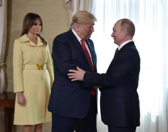 Tajni sastanak Putina i Trampa