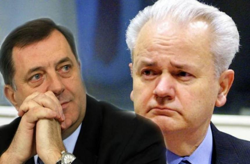 Dodikova uloga u bombardovanju Srbije