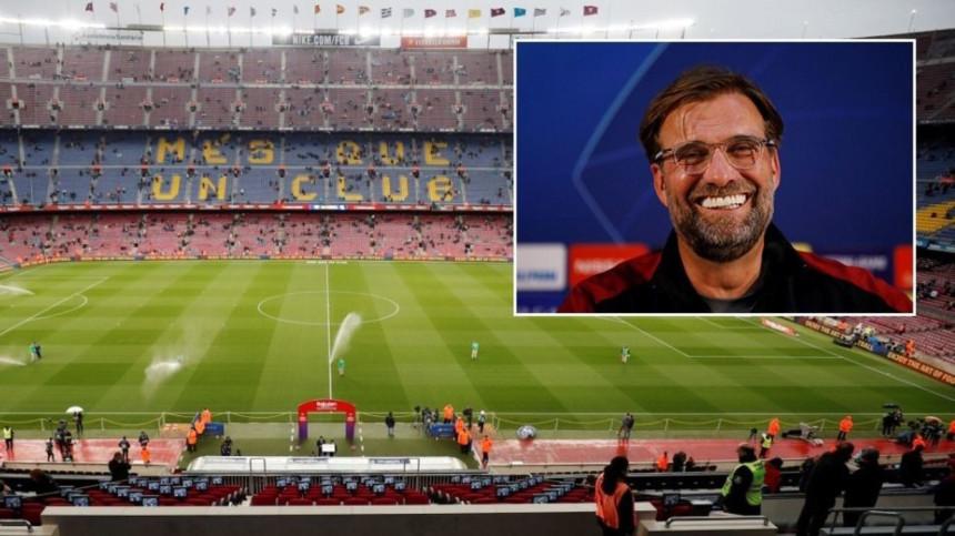 Barselona uvrijeđena izjavom Klopa!