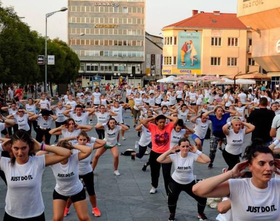 Javni trening u Banja Luci