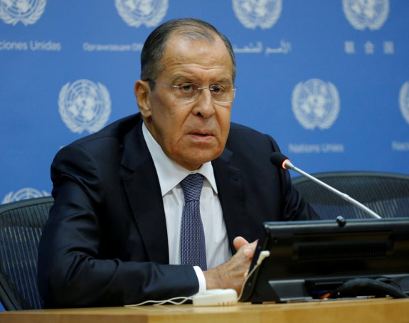 Lavrov: SAD žele vojnu dominaciju