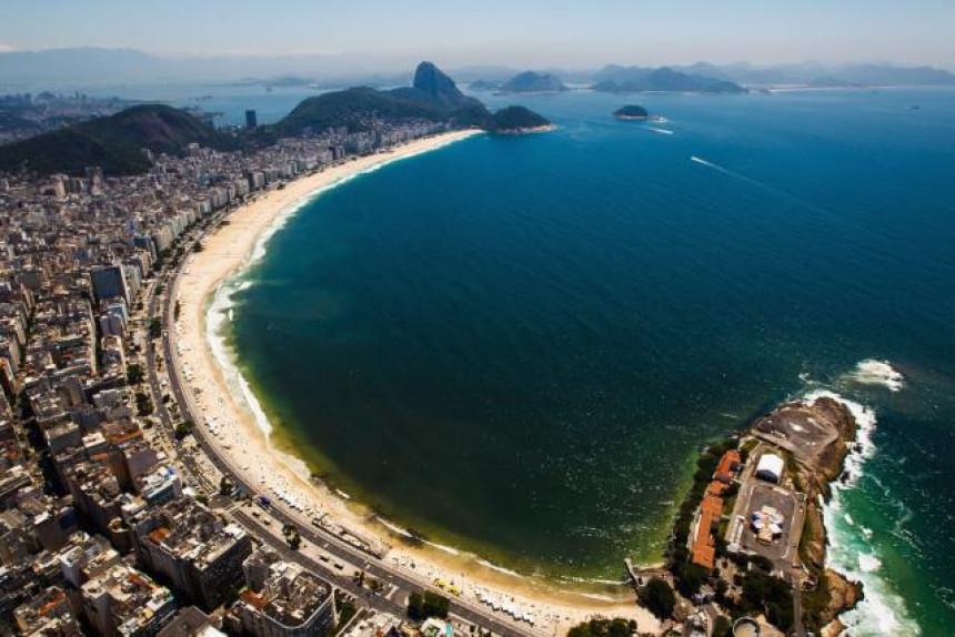 Iskasapljeno tijelo isplivalo u Riu