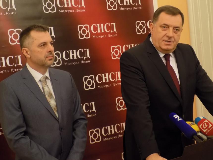 """Radojičić je licemjer i Dodikov poslušnik"""