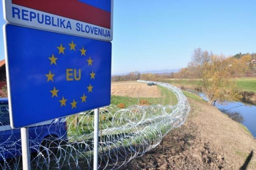 Slovenija uskoro opasana žicom?