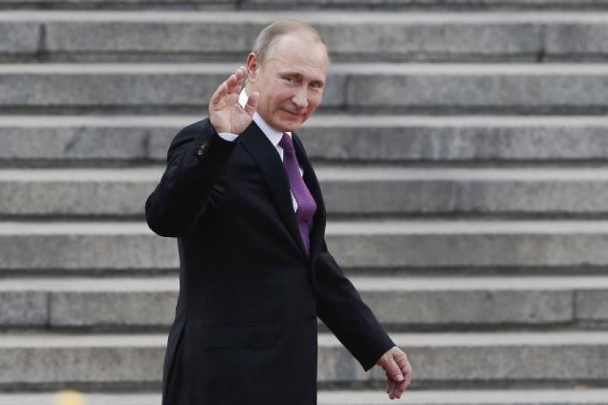 Putin u Sloveniju ne ide praznih ruku