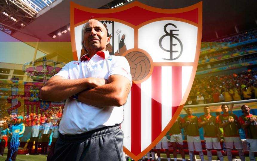 Sampaoli, ipak, odbio Argentinu! Ostaje trener Sevilje!