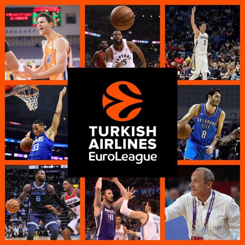 NBA kvalitet u Evroligi...!