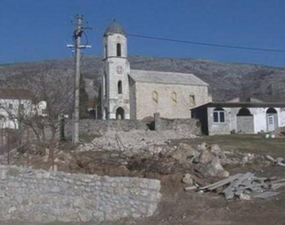 Kazniti one koji šalju prijetnje Srbima u Mostaru