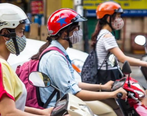Koliko djecu pogađa zagađen vazduh