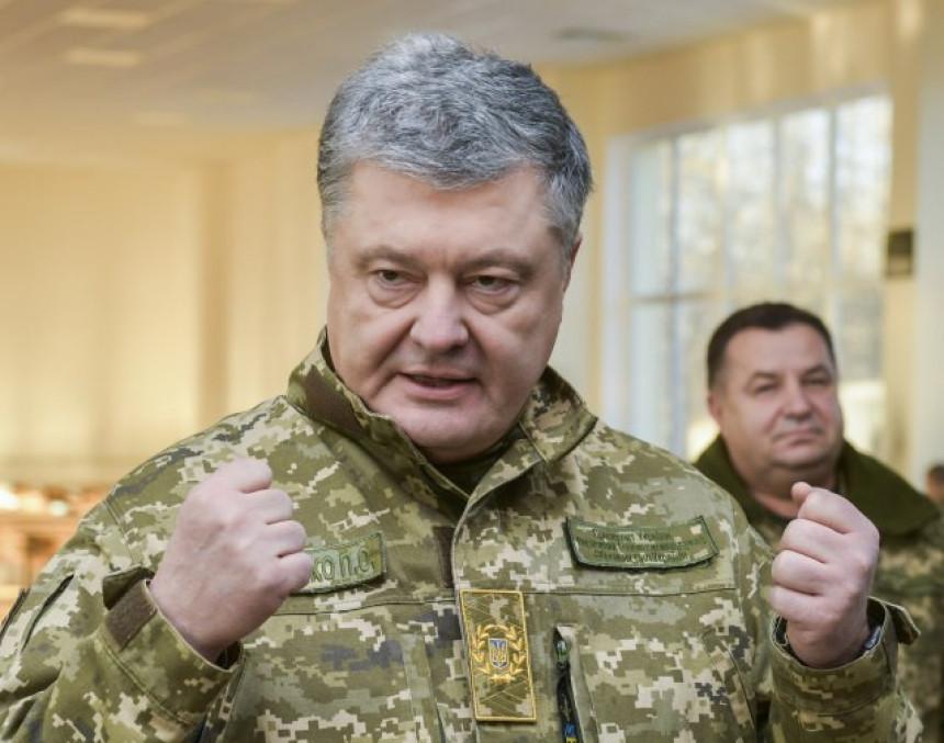Rusima zabranjen ulazak u Ukrajinu