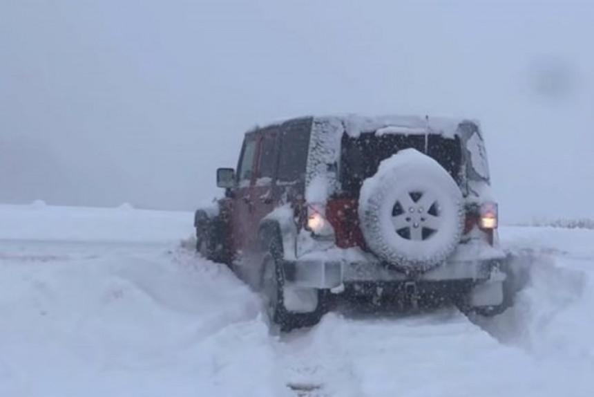 Snježna oluja zahvatila zapad Amerike