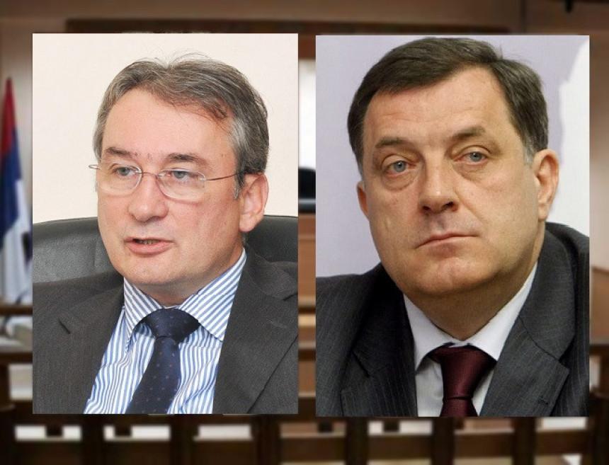 Od koje bolesti boluje Milorad Dodik?