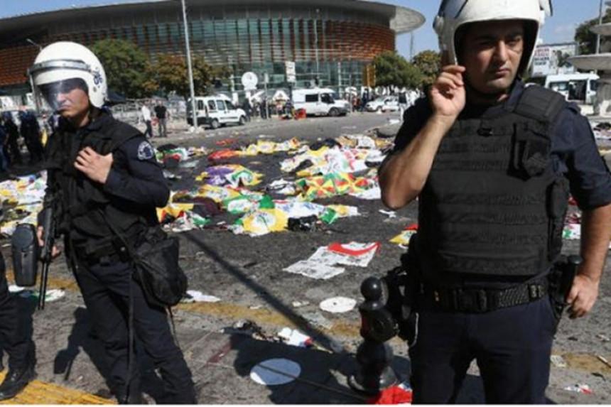 Ankara: Planiran samoubilački napad u novogodišnjoj noći