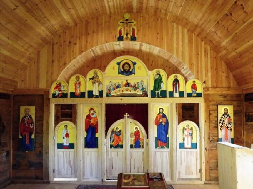 Višegrad: Završen i ikonostas u Bijeloj