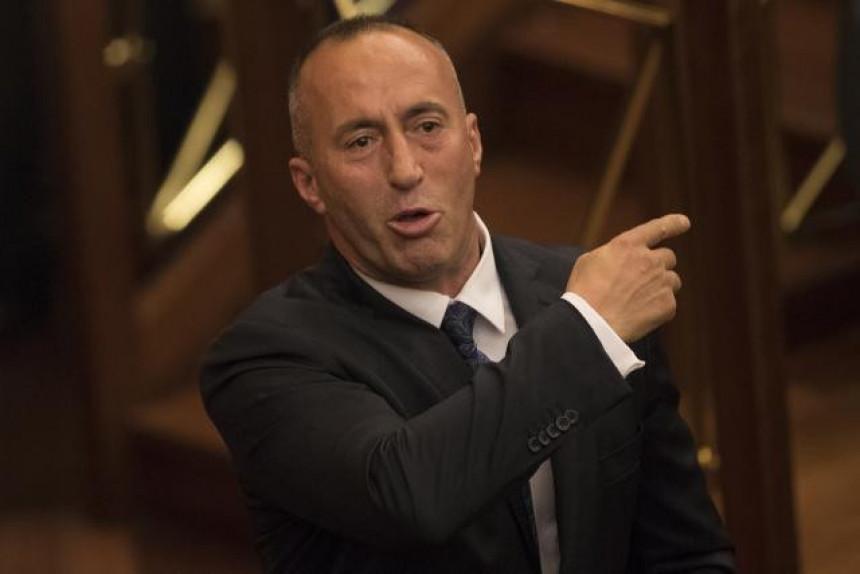 "I Haradinaj na listi ""Tajma"""