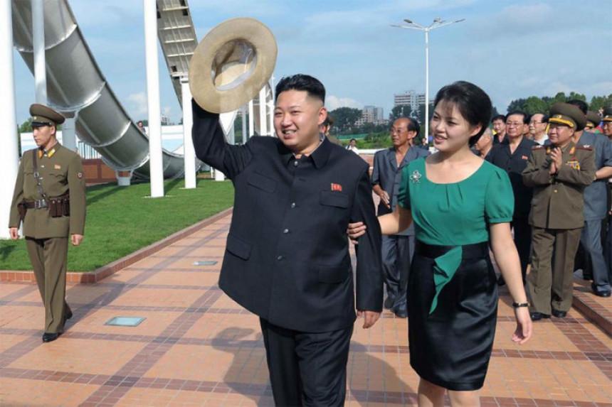 Kimova supruga izložena torturi