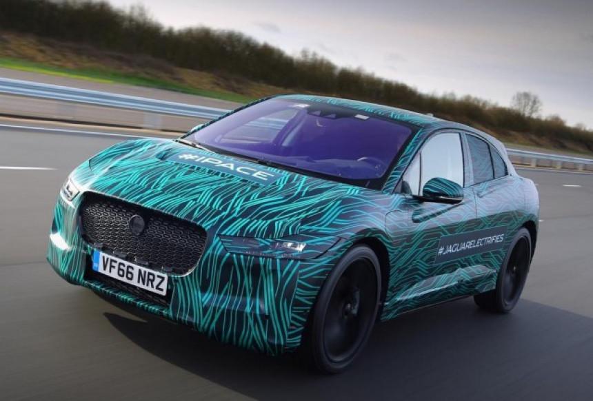 Električni Jaguar debituje 1. marta