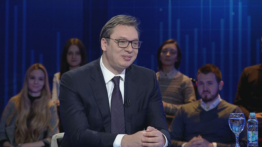 Beograd: Vučić danas sa Dodikom