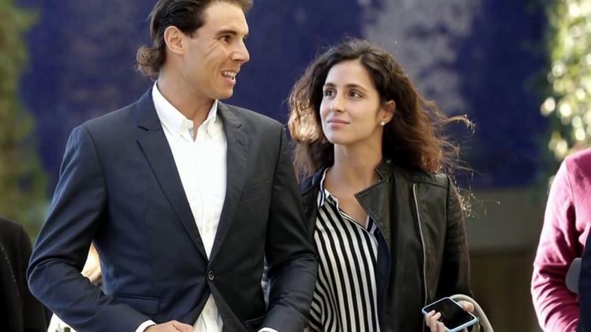 Ženi se Rafael Nadal