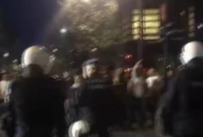 U Briselu nekoliko ljudi povrijeđeno