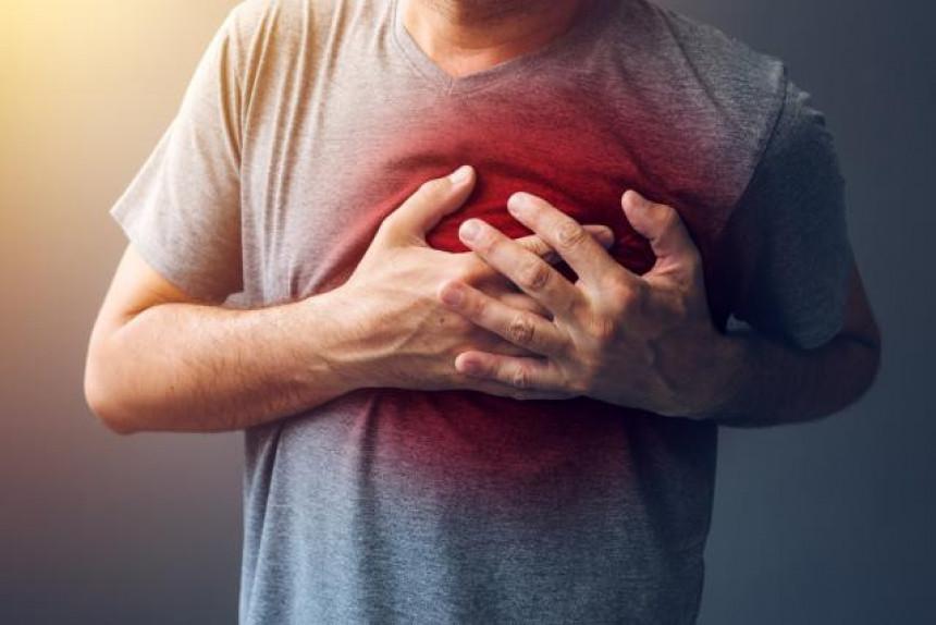 Kako izbjeći srčani udar?