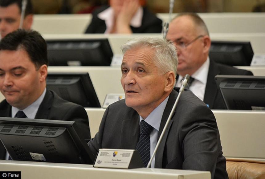 Špirić više nije član komisije