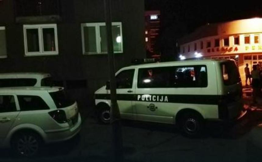 Pokušali zapaliti vozilo inspektoru