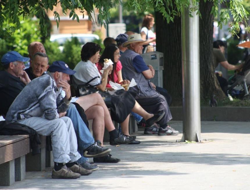 Penzioneri traže veće penzije