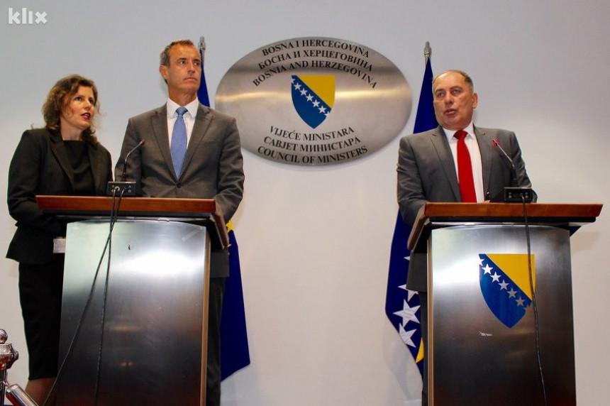 Pomoć Evropola policijama u BiH