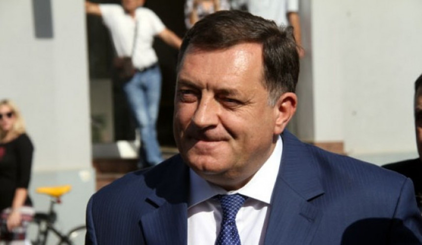 Dodik: Srpska je država, BiH nije ništa
