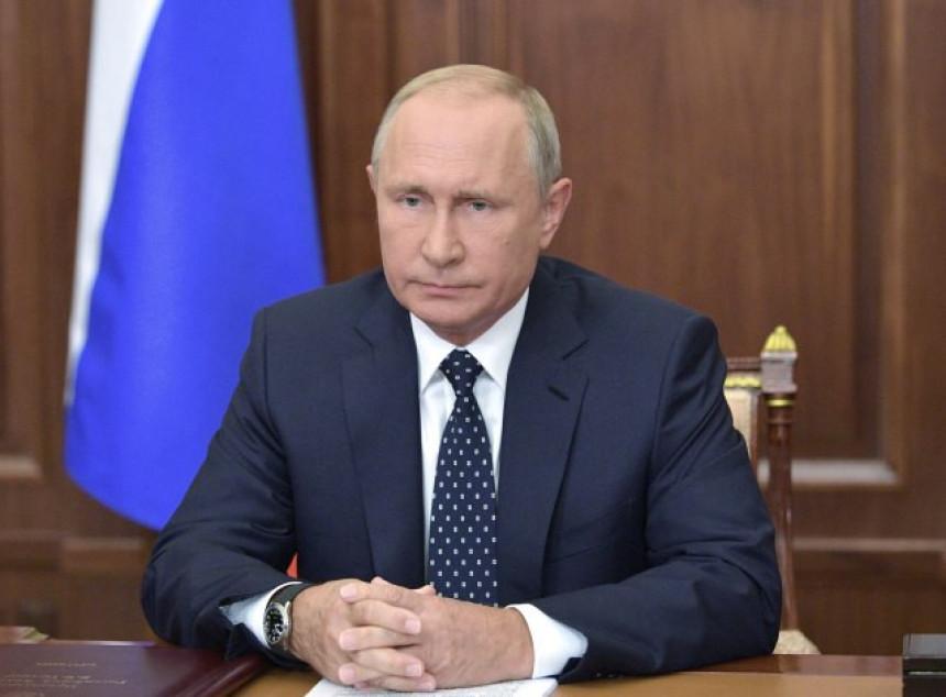 Putin: Ubistvo kukavički čin