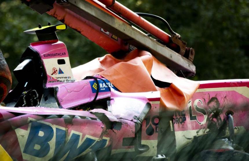 Poginuo francuski vozač Formile dva Antoan Iber