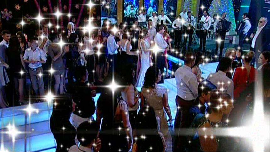 Novogodišnja noć uz BN televiziju